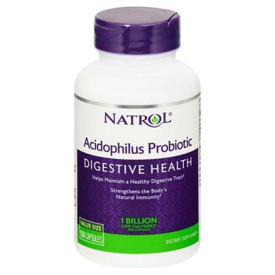 Natrol Acidophilus Probiotic, Value Size, Capsules