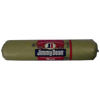 Jimmy Dean Premium Pork Hot Sausage Roll, 32 oz.