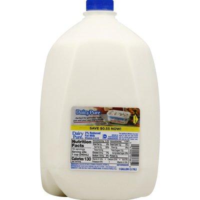 DairyPure 2% Reduced Fat Milk