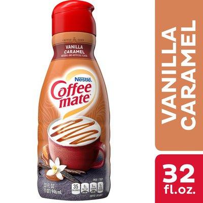 Coffee mate Vanilla Caramel Liquid Coffee Creamer