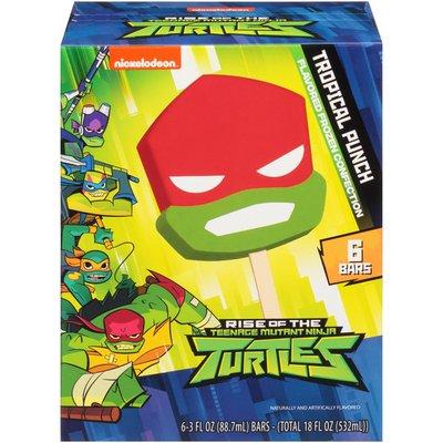 Nickelodeon Teenage Mutant Ninja Turtles Tropical Punch Frozen Confections
