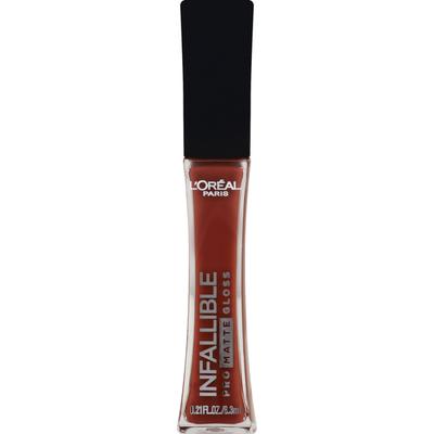 L'Oreal Lip Gloss, Statement Nude 316