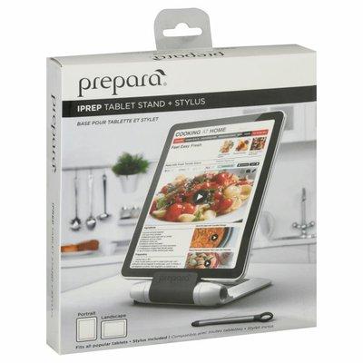 Prepara Tablet Stand + Stylus, IPrep