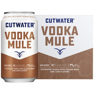 Cutwater Spirits Vodka Mule