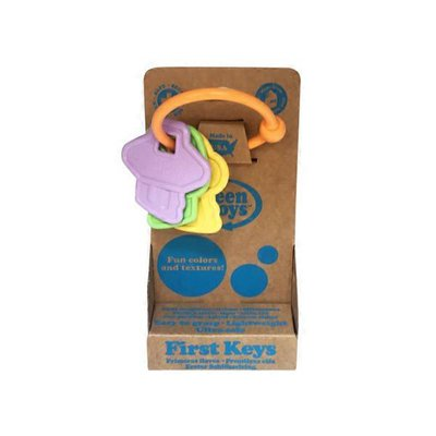 Green Toys First Keys Toy