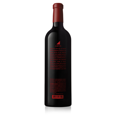 Justin's JUSTIFICATION Red Blend Wine