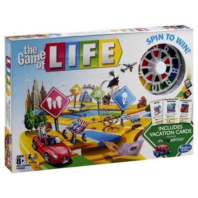 Hasbro Game Board, The Game of Life