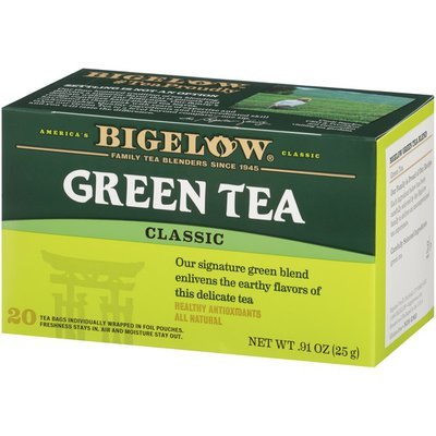 Bigelow Classic Green Tea