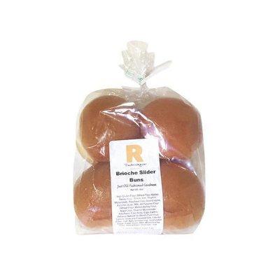 Rockenwagner Bakery Brioche Slider Buns