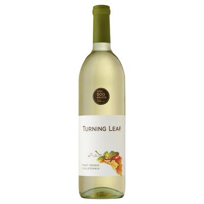 Turning Leaf Vineyards Pinot Grigio White Wine
