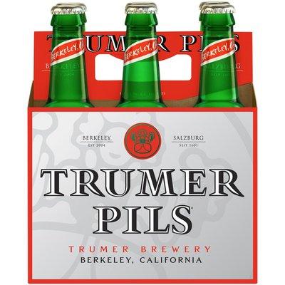Trumer Pils Beer Btl