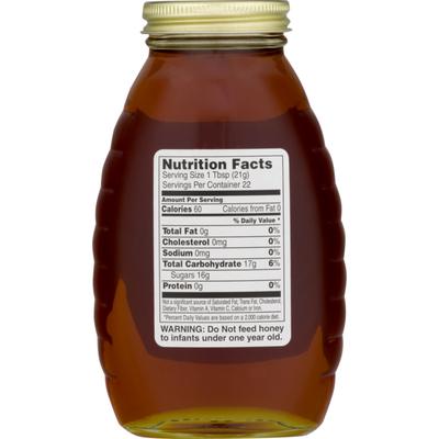 Gunter's Honey, Pure, Wildflower