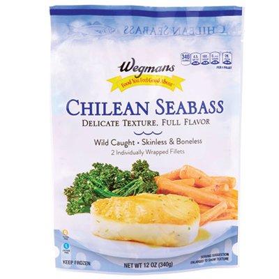 Wegmans Food You Feel Good About Wild Caught Chilean Sea Bass