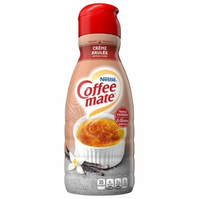 Coffee mate Creme Brulee Liquid Coffee Creamer