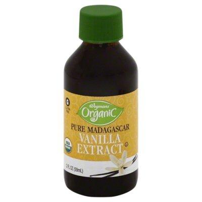 Wegmans Organic Pure Madagascar Vanilla Extract