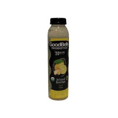 Good Belly Organic Ginger Lemon Probiotic Juice Beverage