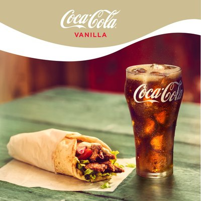 Coca-Cola Vanilla Soda Soft Drink