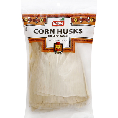 Badia Spices Corn Husks