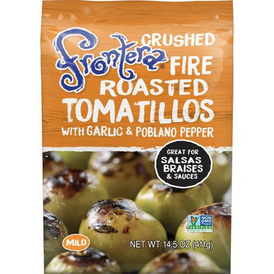 Frontera Crushed Fire Roasted Tomatillos