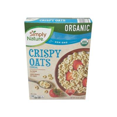 Simply Nature Organic Crispy Oats