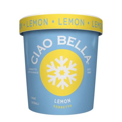 Ciao Bella Sorbetto Lemon