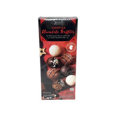 Specially Selected European Chocolate Truffles
