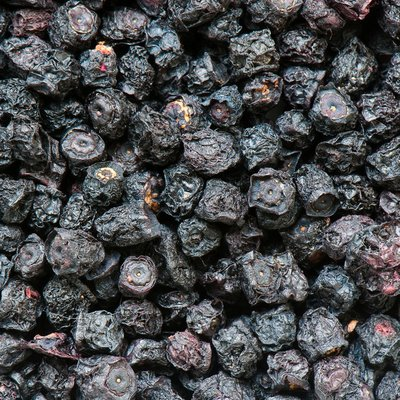 Organic Dried Blueberries