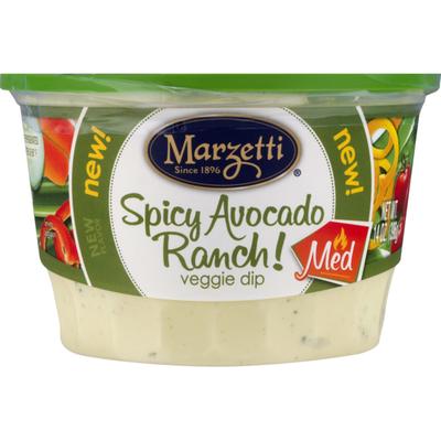 Marzetti Spicy Avocado Ranch! Veggie Dip