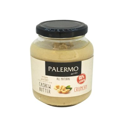Palermo's All Natural Crunchy Cashew Butter