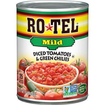 Ro-Tel Mild Diced Tomatoes