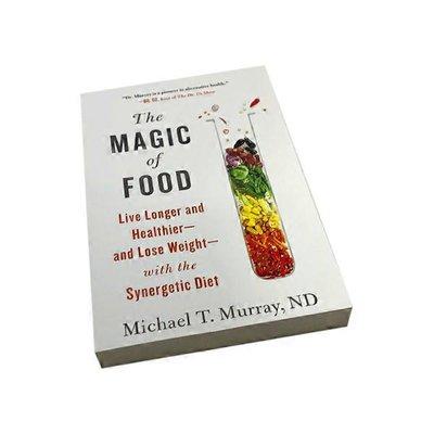 Nutri Books The Magic of Food Book