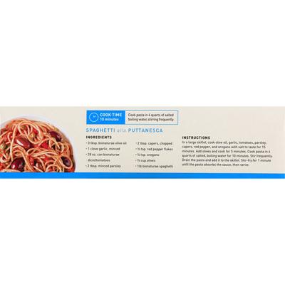 bionaturae Spaghetti, 100% Organic, Durum Semolina