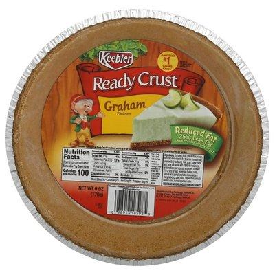 Keebler - Crusts Pie Crust Graham