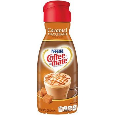 Coffee mate Caramel Macchiato Liquid Coffee Creamer