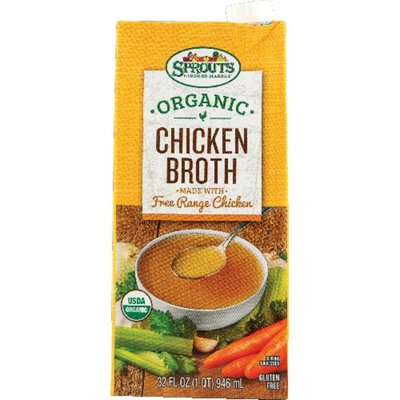 Sprouts Organic Chicken Broth