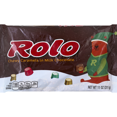ROLO Chewy Caramels, in Milk Chocolate