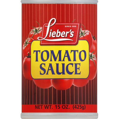 Lieber's Tomato Sauce