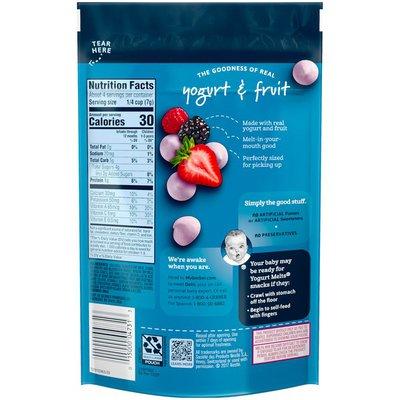 Gerber Mixed Berries