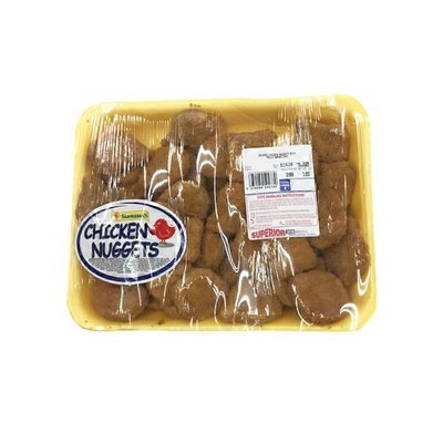Bulk Breaded Chicken Nuggets