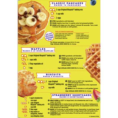 Bisquick Pancake and Baking Mix