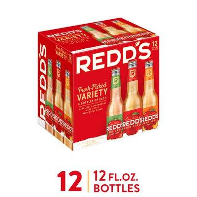 Redd's Variety Pack Ale Beer