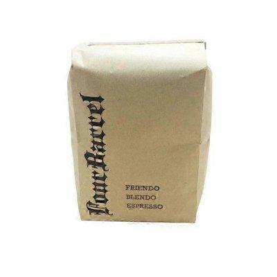 Four Barrel Coffee Friendo Blendo Espresso Beans