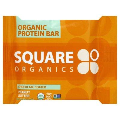 Square Organics Protein Bar, Organic, Peanut Butter