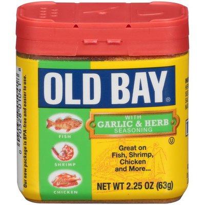 Old Bay® Garlic & Herb Seasoning