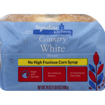 Signature Kitchens Bread, Country White
