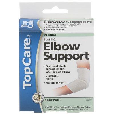 TopCare Medium Elastic Elbow Support