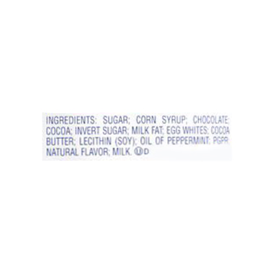 YORK Peppermint Patties, Dark Chocolate Covered