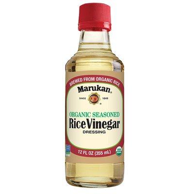 Marukan Organic Seasoned Rice Vinegar Dressing