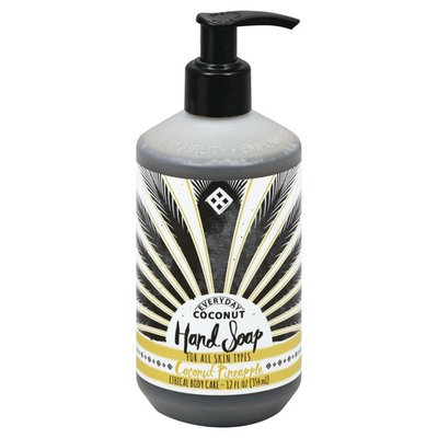 Everyday Hand Soap, Coconut Pineapple