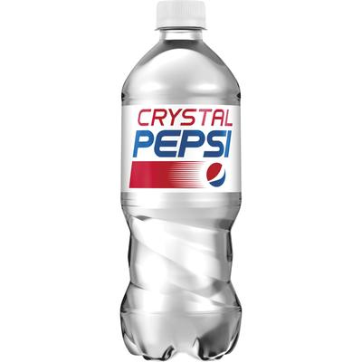 Pepsi Cola, Clear